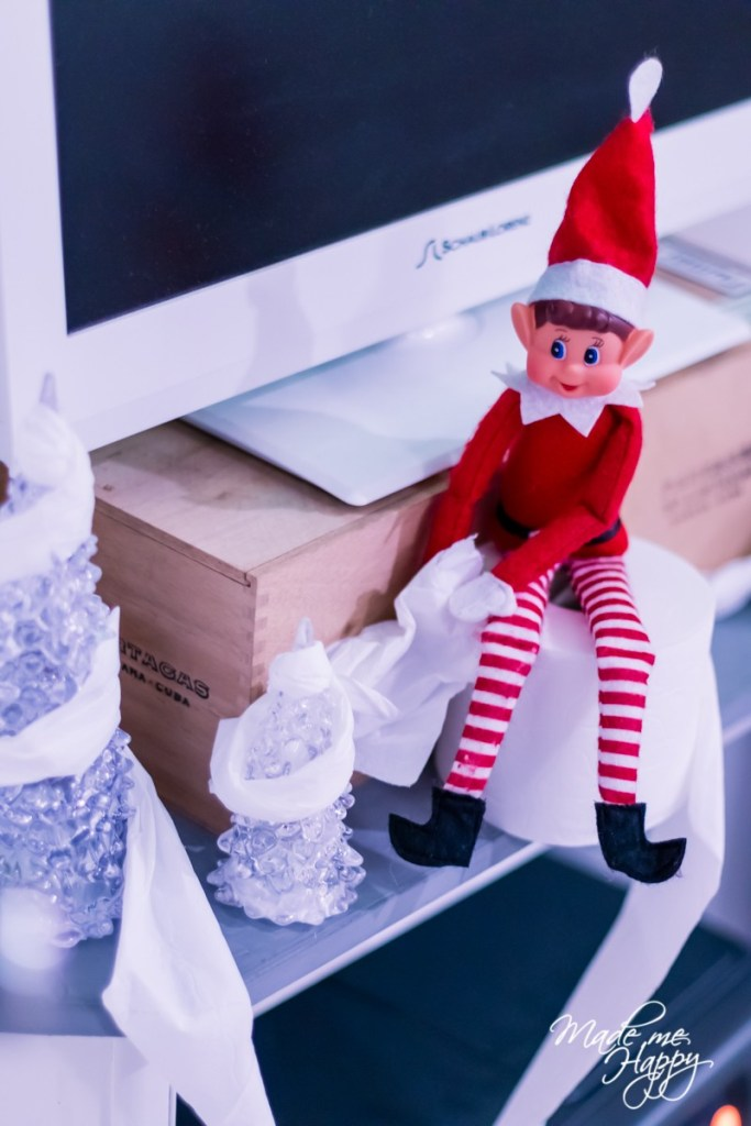Elfe de Noël - Blog famille Bordeaux