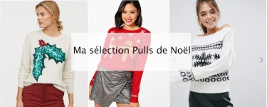 Pulls de Noël - Blog lifestyle Bordeaux