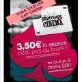 Affiche Printemps du Cinéma