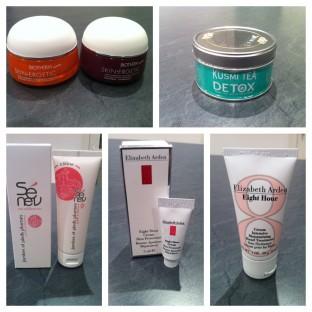 Photo des produits de la My Little Box