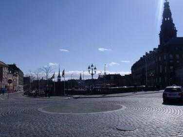 Place du château de Christiansborg