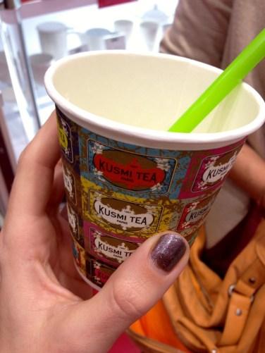 Be Cool glacé - un délice !