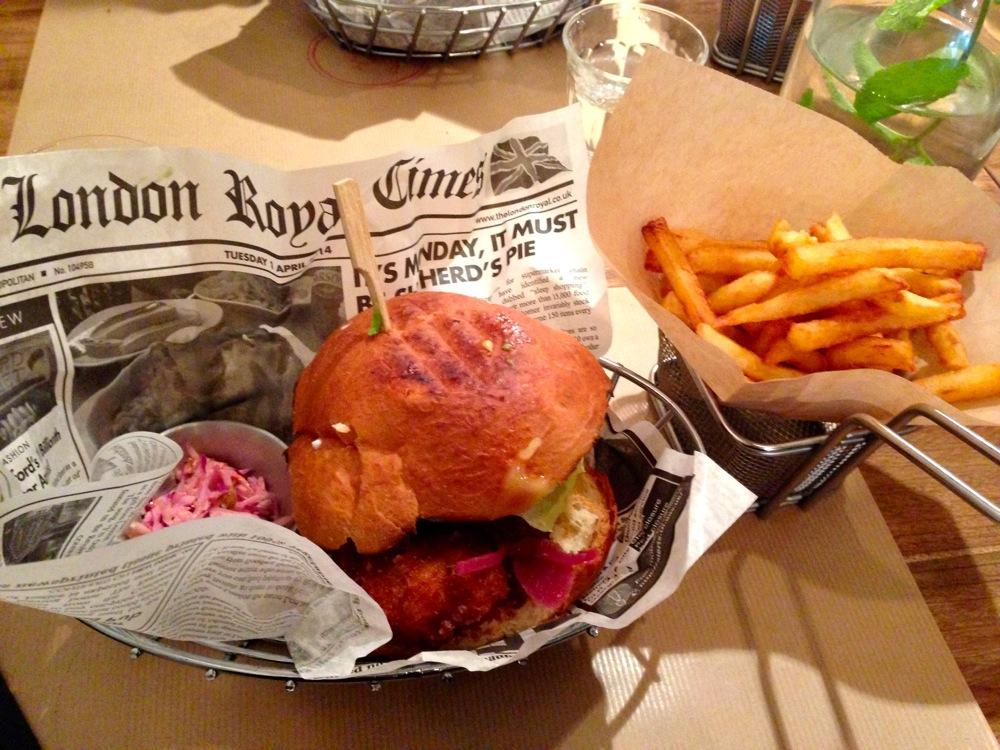 Burgers Banquet Marseille 1