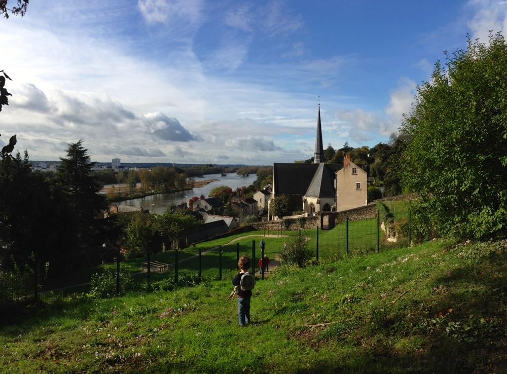 Eglise Sainte Julitte - Saint Cyr sur Loire