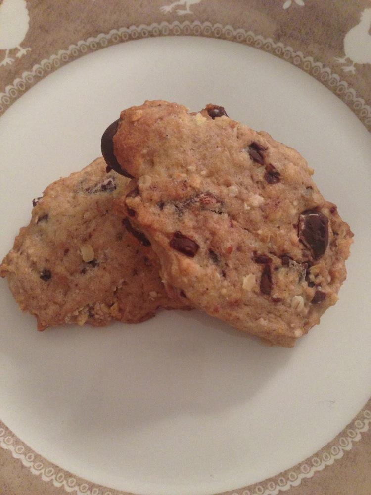 Biscuit Céréales et Chocolat