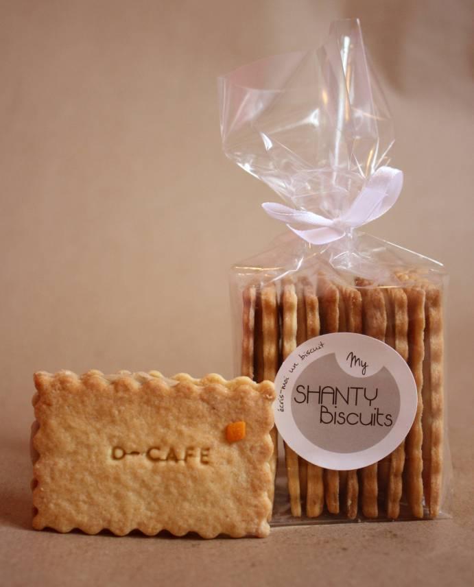 Biscuits D-Café