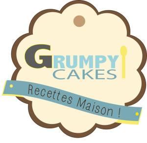logo grumpy cakes