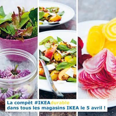 Ikea Durable concours zero dechets