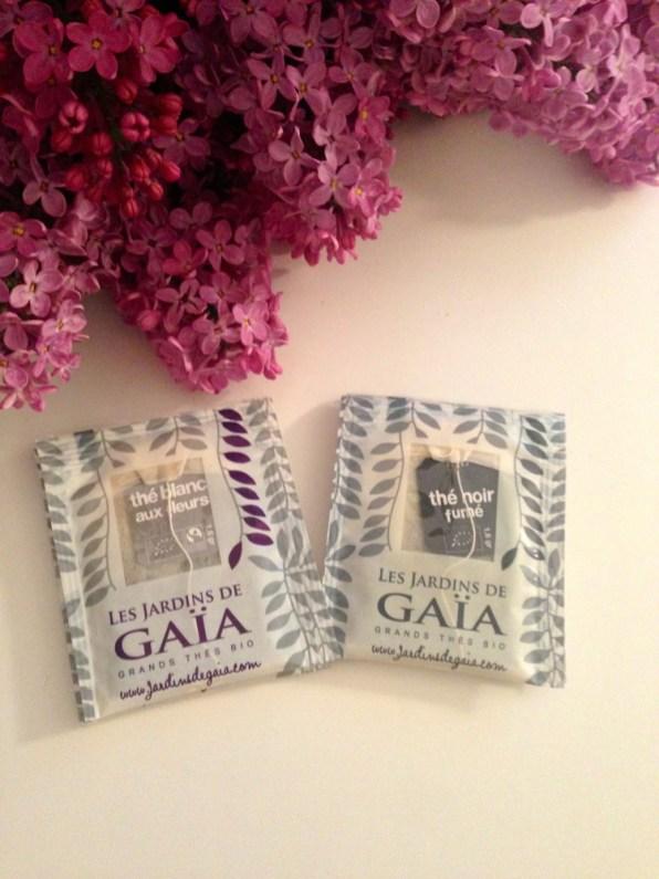 Thés Gaia La The Box Mr Grey Mrs Black