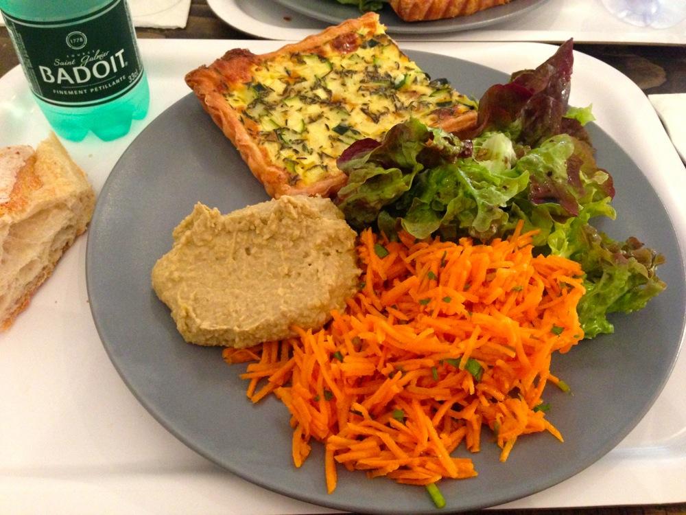 Assiette la cuisine republique of marseille