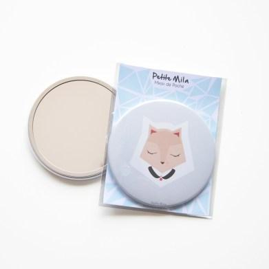 Miroir Foxy Petite Mila