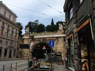 Place del Portello Genes