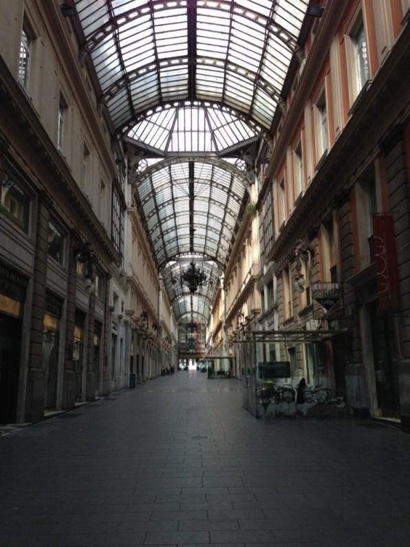 Galleria Guiseppe Mazzini Genes
