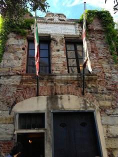 maison-musée de Christophe Colomb Genes