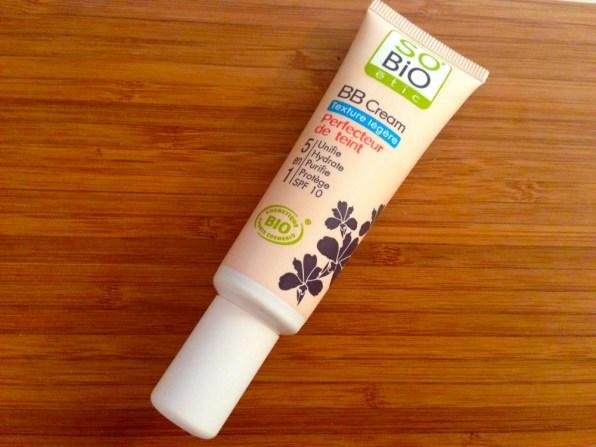 BB Cream texture legere so bio etic 1