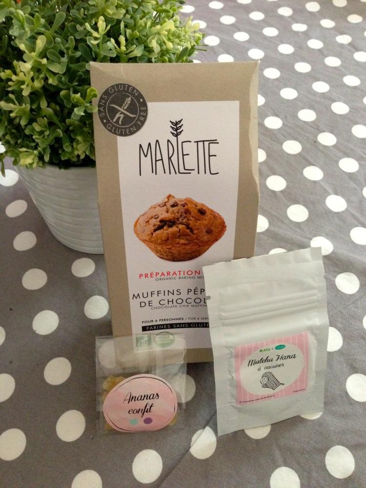 Préparation Marlette et thé Matcha Hana