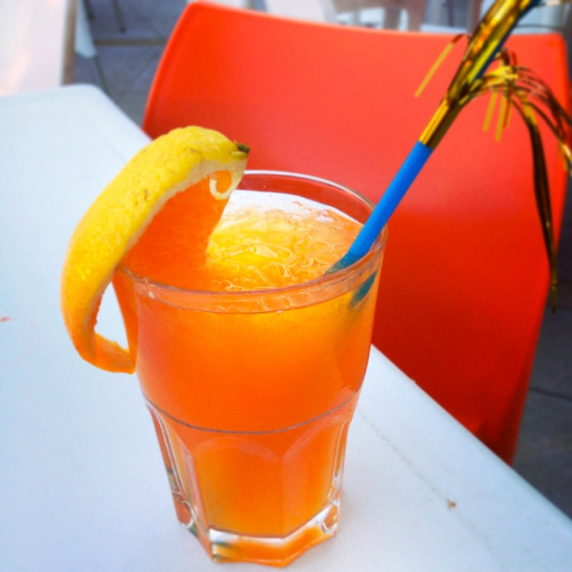 Cocktail Ariel Chico