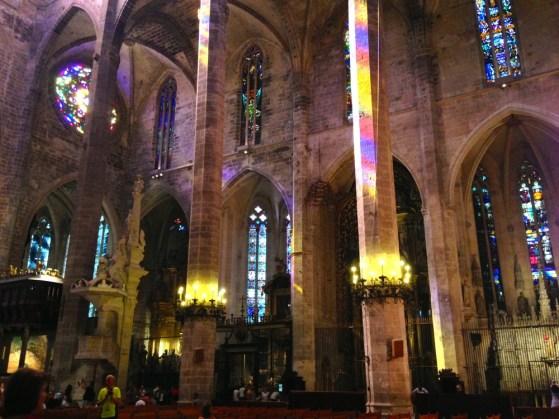 Intérieur de la Cathédrale