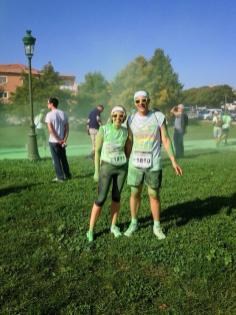 Résultat du vert