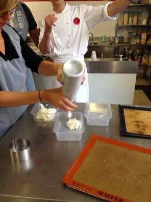 La crème chantilly au siphon