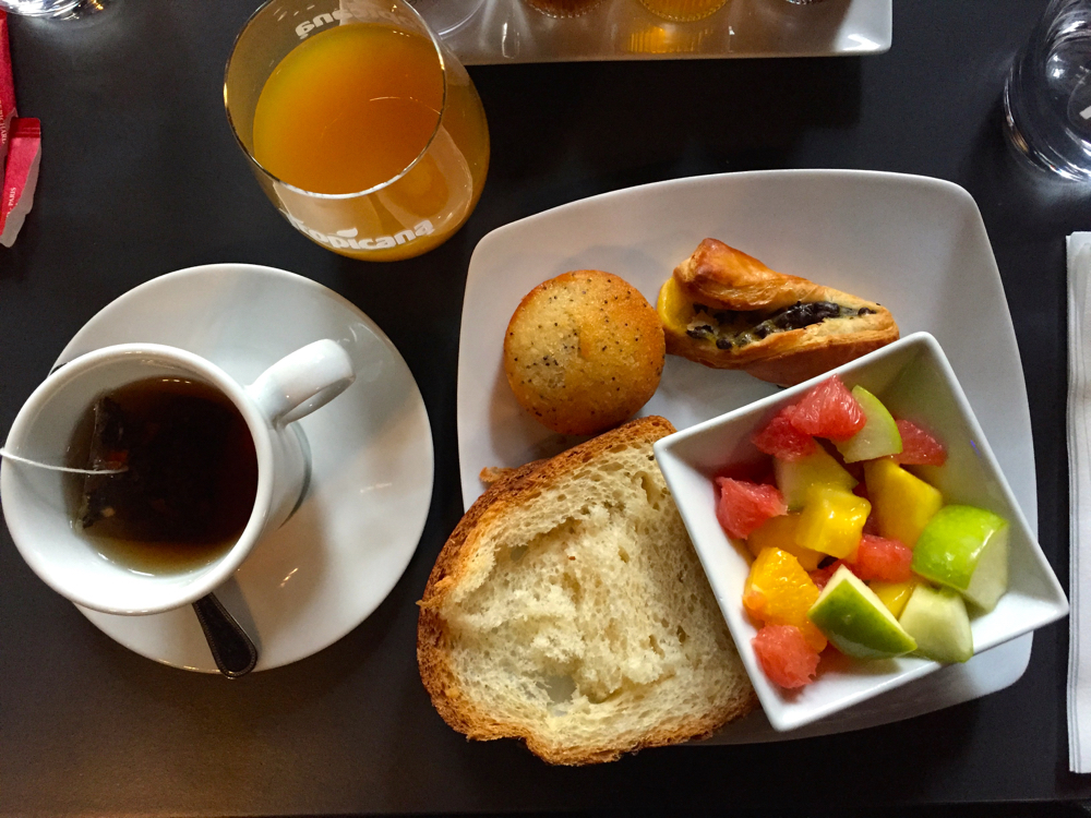 Petit dejeuner kube hotel paris 4