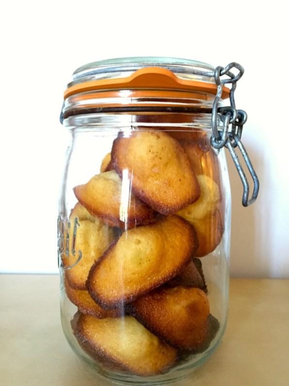 Recette madeleines 1