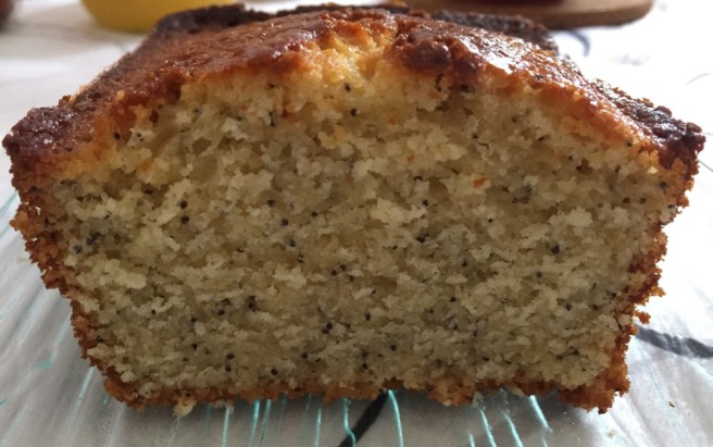 Cake citron pavot - 1