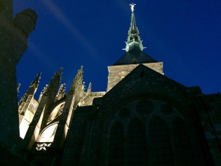 Abbaye Mont Saint Michel - 8