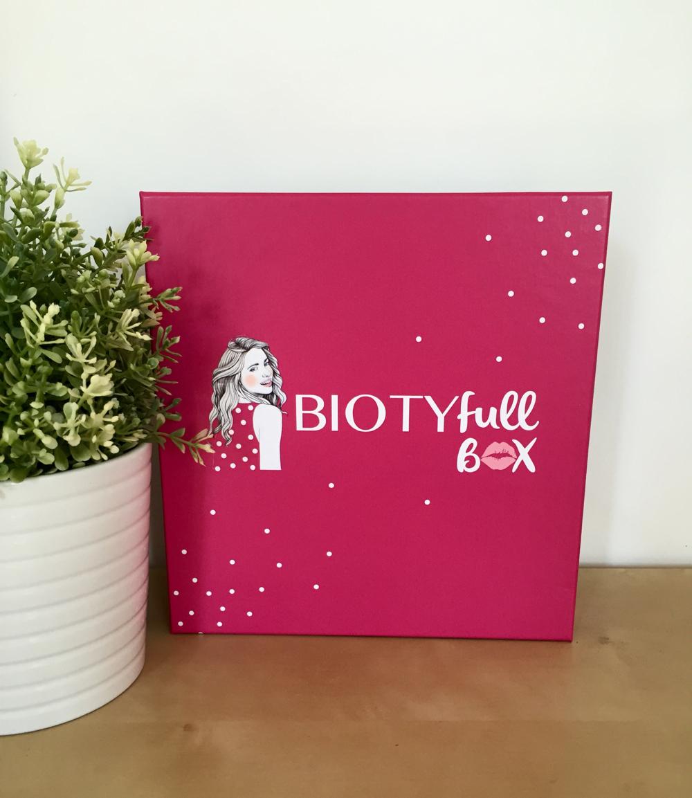 Biotyfull box septembre 2015 - 1