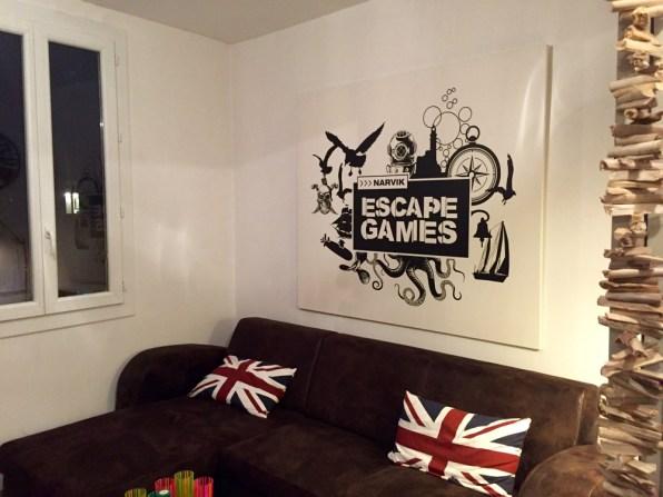 Narvik Escape Games Aix en Provence - 1