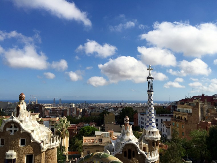 Parc Guell Barcelona - 13