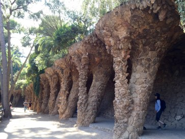 Parc Guell Barcelona - 8