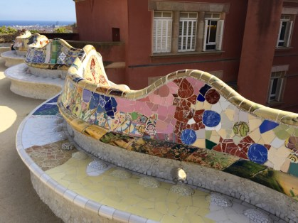 Parc Guell Barcelona - 9