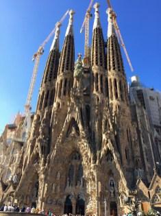 Sagrada Familia Barcelona - 2