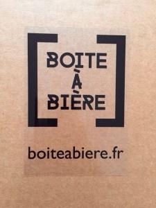 Boite a Biere - 1