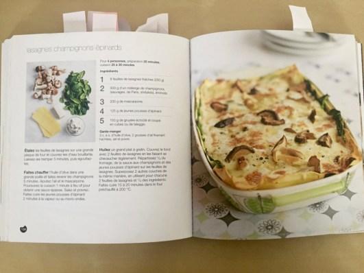 Livres recettes veggie - 17