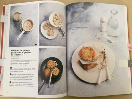 Livres recettes veggie - 7