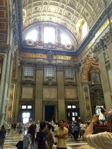 Basilique Saint Pierre Rome - 3