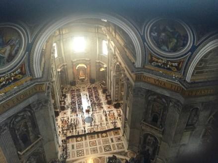 Basilique Saint Pierre Rome - 6