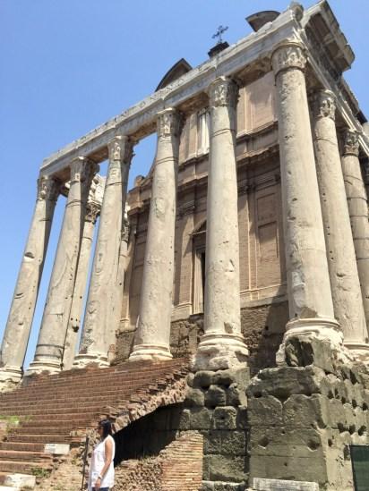 Forum Romain Rome - 2
