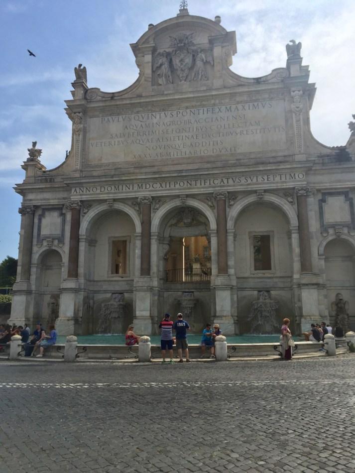 Gianicolo Rome - 4