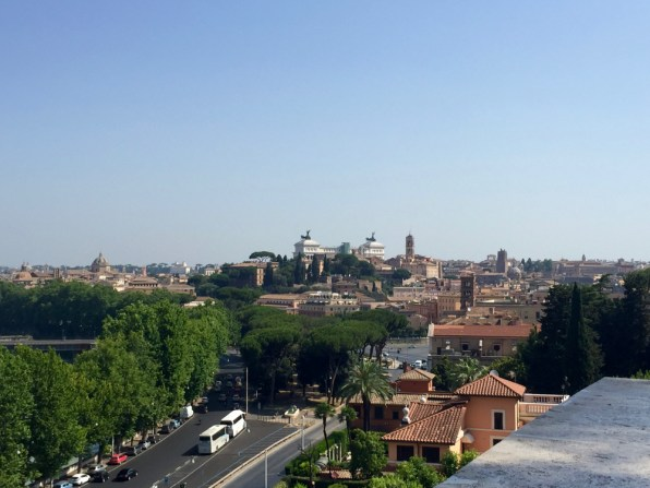 Jardin des Orangers Rome - 4