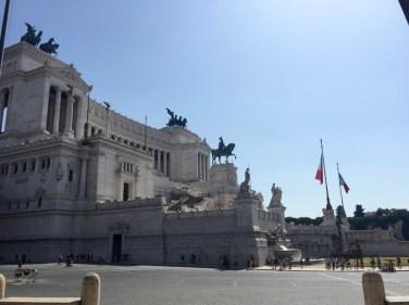 Monument Victor Emmanuel II Rome - 1