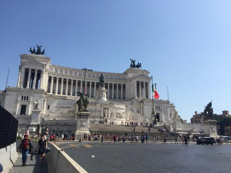 Monument Victor Emmanuel II Rome - 2