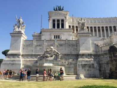 Monument Victor Emmanuel II Rome - 3