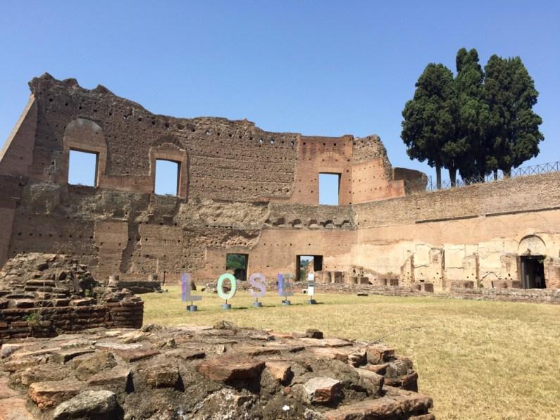 Palatin Rome - 4