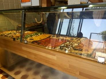 Pizzarium Bonci Rome - 1