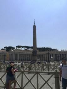 Place Saint Piere Rome - 3