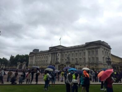 Buckingham Palace Londres - 4