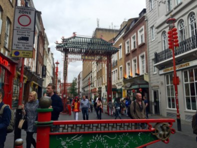 Chinatown Londres - 2